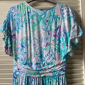 Lilly Pulitzer Dresses - EUC Lilly Pulitzer Jessi Midi Dress Size Medium